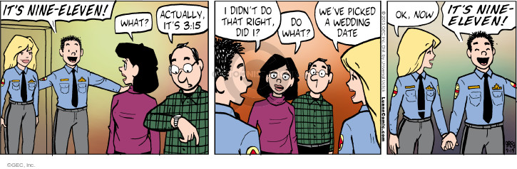 Comic Strip Greg Evans  Luann 2015-09-19 September