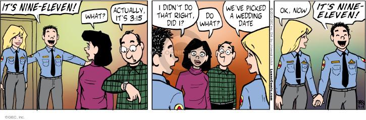 Comic Strip Greg Evans  Luann 2015-09-19 fifteen