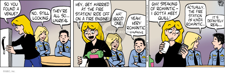 Comic Strip Greg Evans  Luann 2015-09-22 romantic