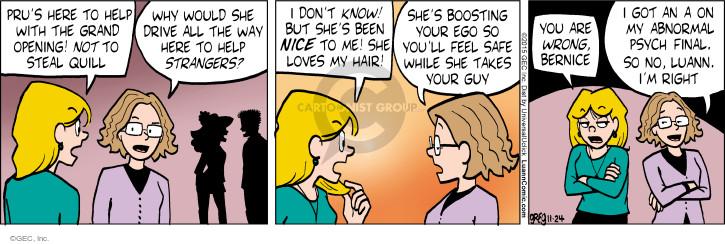 Comic Strip Greg Evans  Luann 2015-11-24 class