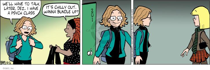Comic Strip Greg Evans  Luann 2015-12-12 class