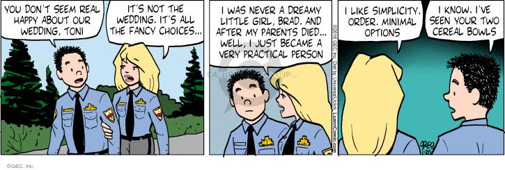 Comic Strip Greg Evans  Luann 2016-01-20 simple
