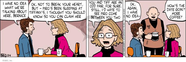 Comic Strip Greg Evans  Luann 2016-02-04 friendship