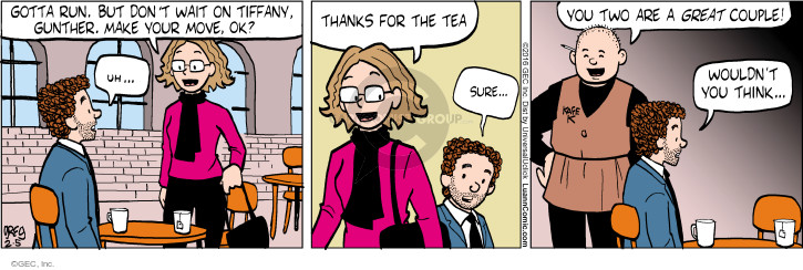 Comic Strip Greg Evans  Luann 2016-02-05 friendship
