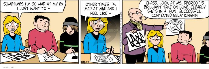 Comic Strip Greg Evans  Luann 2016-03-30 class