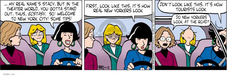 Comic Strip Greg Evans  Luann 2016-04-12 real