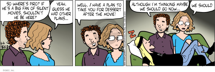 Comic Strip Greg Evans  Luann 2016-06-06 nap
