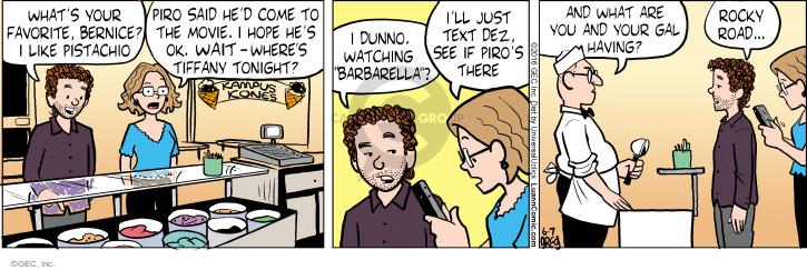 Comic Strip Greg Evans  Luann 2016-06-07 shop