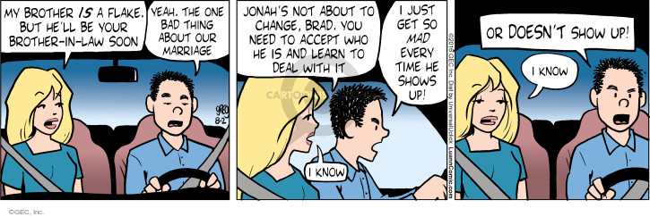 Comic Strip Greg Evans  Luann 2016-08-02 family
