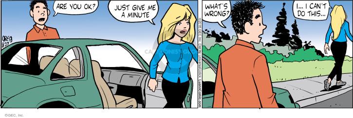 Comic Strip Greg Evans  Luann 2016-08-27 stressful