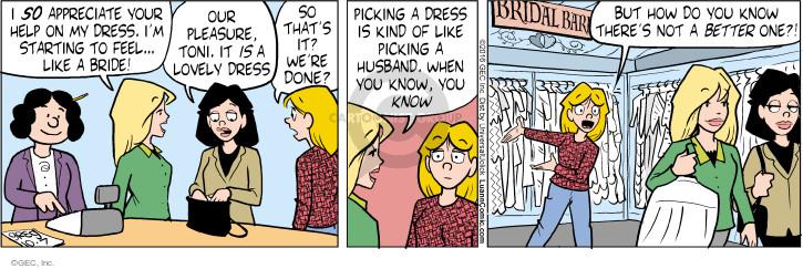 Comic Strip Greg Evans  Luann 2016-10-07 kind