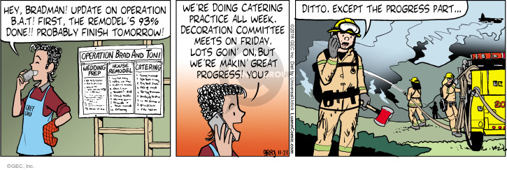 Comic Strip Greg Evans  Luann 2016-11-21 decoration