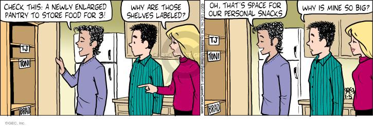 Comic Strip Greg Evans  Luann 2017-01-05 mine