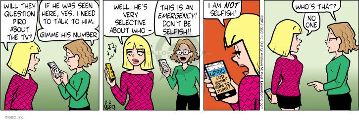 Comic Strip Greg Evans  Luann 2017-02-02 question