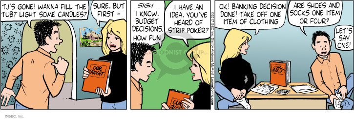 Comic Strip Greg Evans  Luann 2017-02-08 married couple