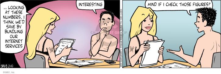 Cartoonist Greg Evans  Luann 2017-02-10 mind