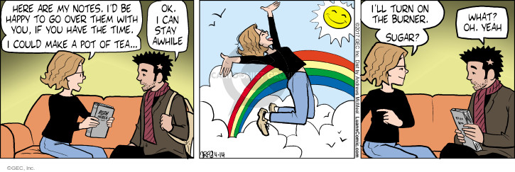 Comic Strip Greg Evans  Luann 2017-04-14 attraction