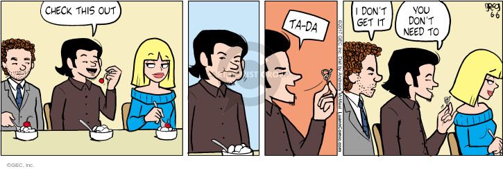 Comic Strip Greg Evans  Luann 2017-06-06 stem