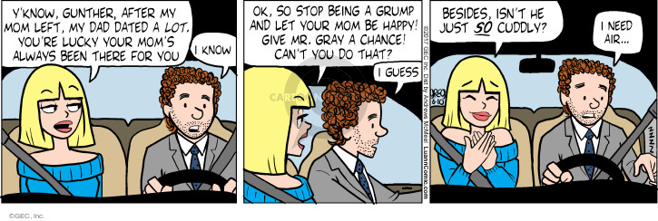 Comic Strip Greg Evans  Luann 2017-06-10 mom