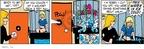 Cartoonist Greg Evans  Luann 2009-01-23 ball