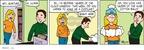 Cartoonist Greg Evans  Luann 2009-03-30 ball
