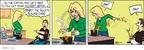Comic Strip Greg Evans  Luann 2009-05-14 heat