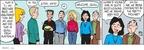 Cartoonist Greg Evans  Luann 2009-11-24 father's day