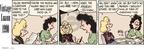 Cartoonist Greg Evans  Luann 2009-12-22 1990s