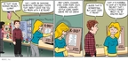Comic Strip Greg Evans  Luann 2010-01-17 ice cream