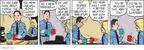 Cartoonist Greg Evans  Luann 2010-02-04 science