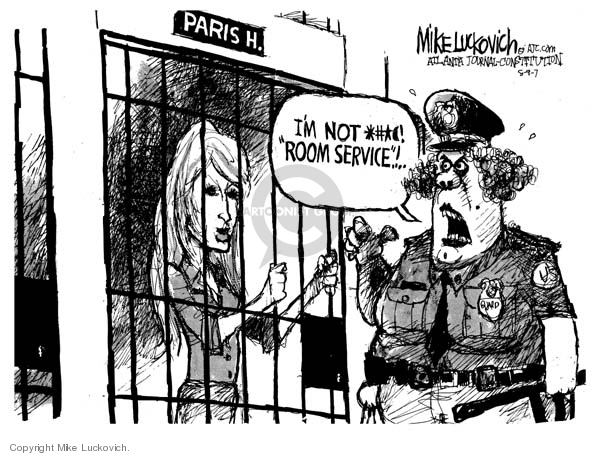 Mike Luckovich  Mike Luckovich's Editorial Cartoons 2007-05-09 room