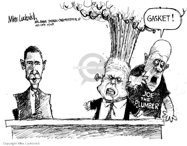 Mike Luckovich  Mike Luckovich's Editorial Cartoons 2008-10-17 2008 election
