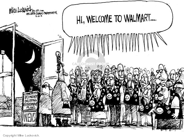 Cartoonist Mike Luckovich  Mike Luckovich's Editorial Cartoons 2008-11-21 age