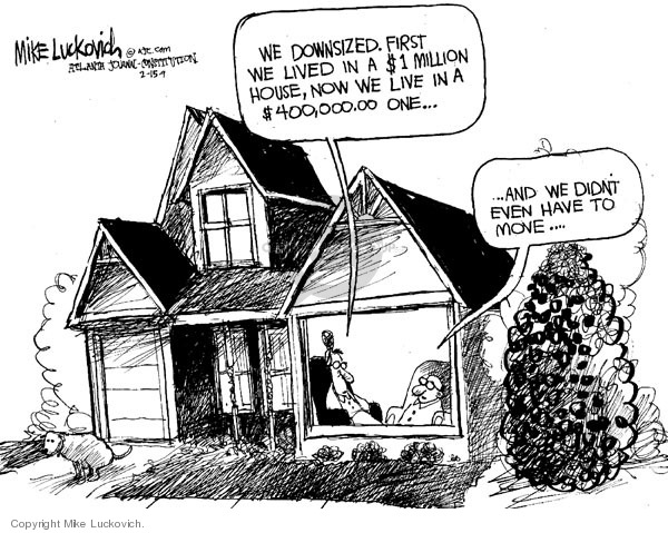 Mike Luckovich  Mike Luckovich's Editorial Cartoons 2009-02-15 $1,000