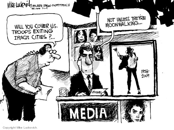 Mike Luckovich  Mike Luckovich's Editorial Cartoons 2009-07-01 2009