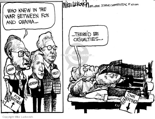 Mike Luckovich  Mike Luckovich's Editorial Cartoons 2009-10-30 journalist