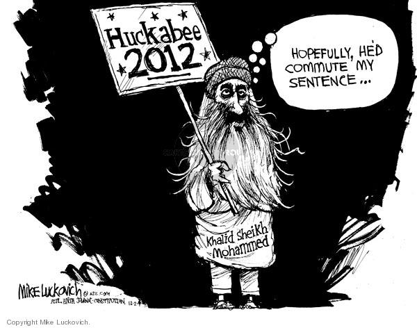 Cartoonist Mike Luckovich  Mike Luckovich's Editorial Cartoons 2009-12-02 judicial branch