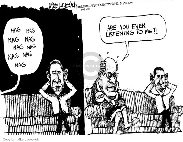 Mike Luckovich  Mike Luckovich's Editorial Cartoons 2010-01-06 Obama terrorism