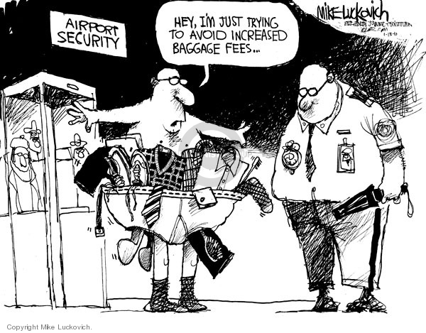 Cartoonist Mike Luckovich  Mike Luckovich's Editorial Cartoons 2010-01-13 Mike