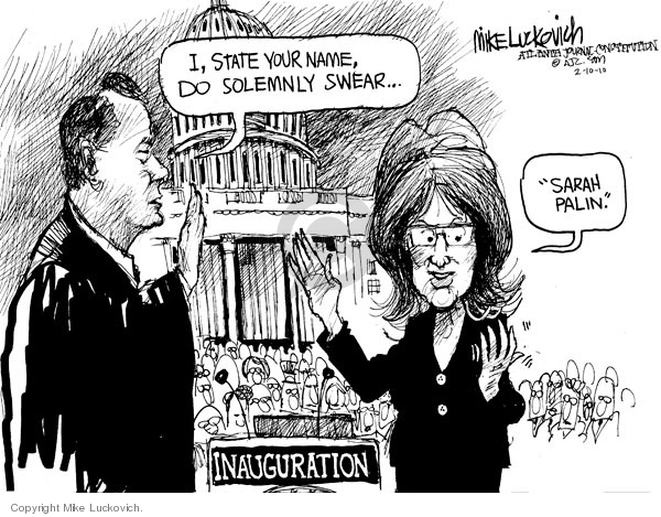 Cartoonist Mike Luckovich  Mike Luckovich's Editorial Cartoons 2010-02-10 name