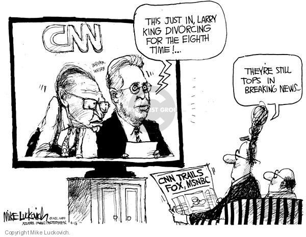 Mike Luckovich  Mike Luckovich's Editorial Cartoons 2010-04-17 journalism