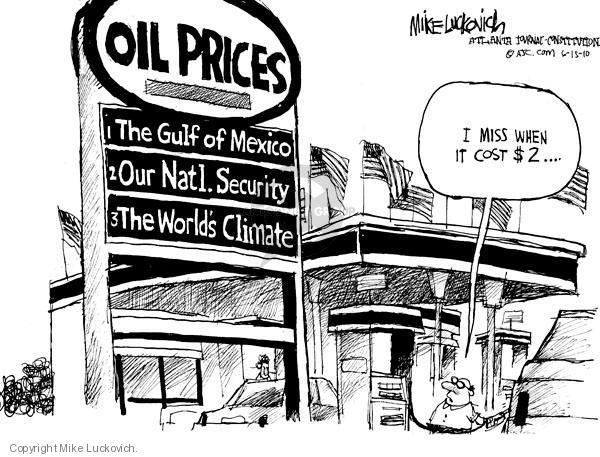 Mike Luckovich  Mike Luckovich's Editorial Cartoons 2010-06-15 demand