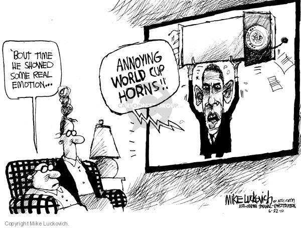 Cartoonist Mike Luckovich  Mike Luckovich's Editorial Cartoons 2010-06-22 sound