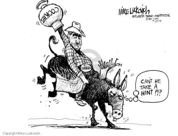 Cartoonist Mike Luckovich  Mike Luckovich's Editorial Cartoons 2010-07-27 jar