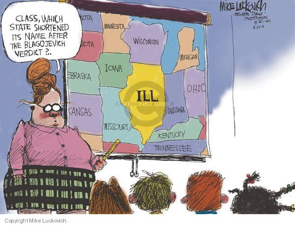 Cartoonist Mike Luckovich  Mike Luckovich's Editorial Cartoons 2010-08-22 name