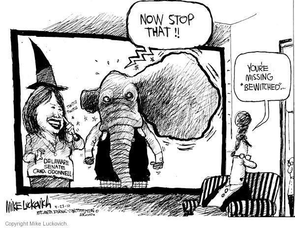 Mike Luckovich  Mike Luckovich's Editorial Cartoons 2010-09-23 senate