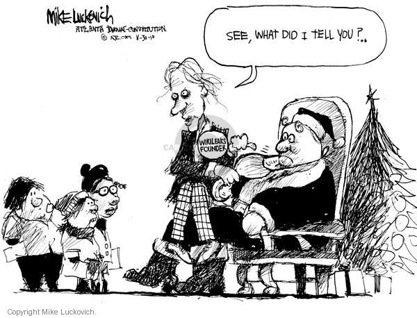 Mike Luckovich  Mike Luckovich's Editorial Cartoons 2010-11-30 access