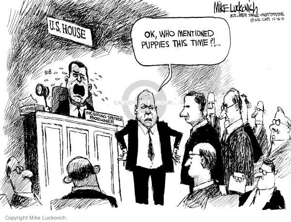 Mike Luckovich  Mike Luckovich's Editorial Cartoons 2010-12-14 representative