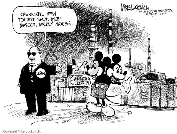 Mike Luckovich  Mike Luckovich's Editorial Cartoons 2010-12-15 power