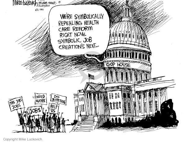 Mike Luckovich  Mike Luckovich's Editorial Cartoons 2011-01-21 representative